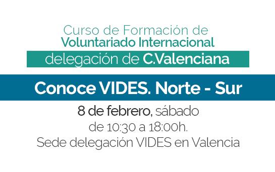 Comienza el Curso de Formación 19/20 en C.Valenciana