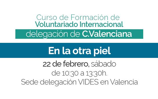 Segunda sesión del curso de formación en C.Valenciana