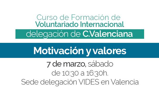 Cuarta sesión del curso de formación en C.Valenciana