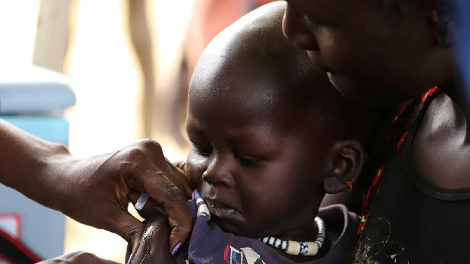 El coronavirus amenaza a países como Sudán del Sur