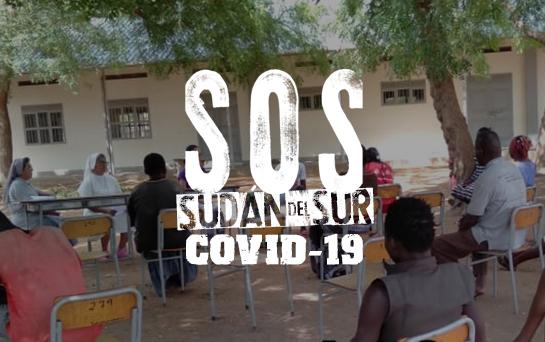 Ampliamos la ayuda en Sudán del Sur a la comunidad de salesianas de Tonj