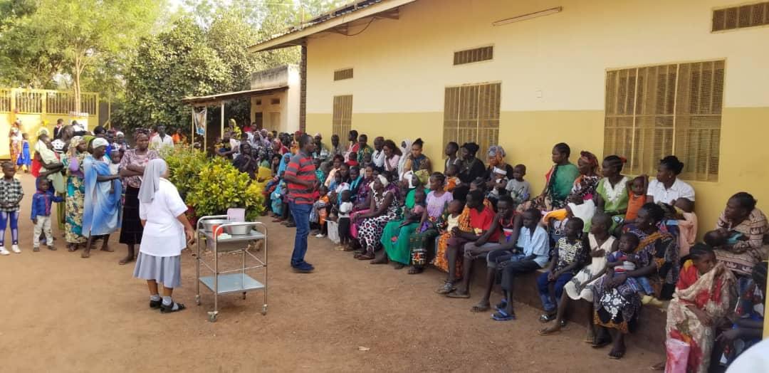 Novedades sobre la campaña en Sudán del Sur