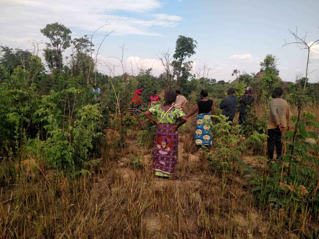 Legalizada la cooperativa agrícola de Kafubu