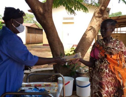 Gracias desde Sudán del Sur