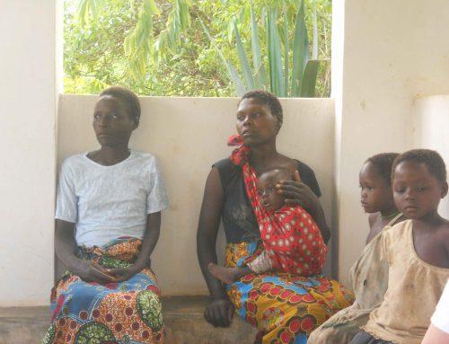 Apadrinamientos en Moatize: apoyo a las familias en tiempo de pandemia