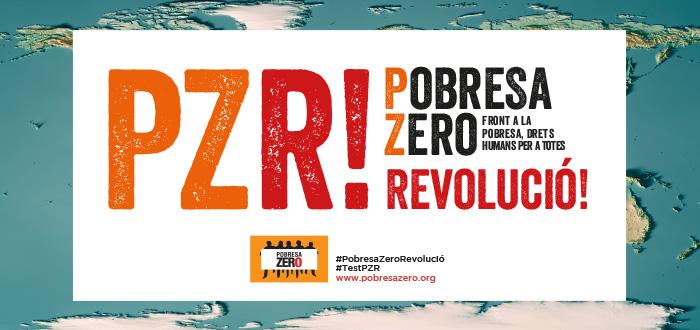 Campaña Pobresa Zero: test PZR contra el virus de la indiferencia ante la desigualdad
