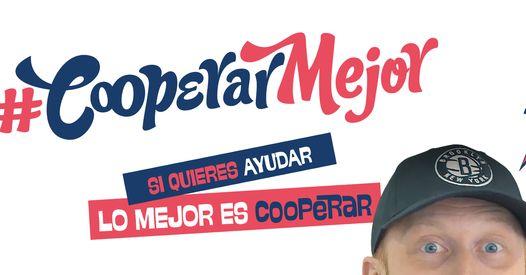 Campaña #CooperarMejor de la CVONGD