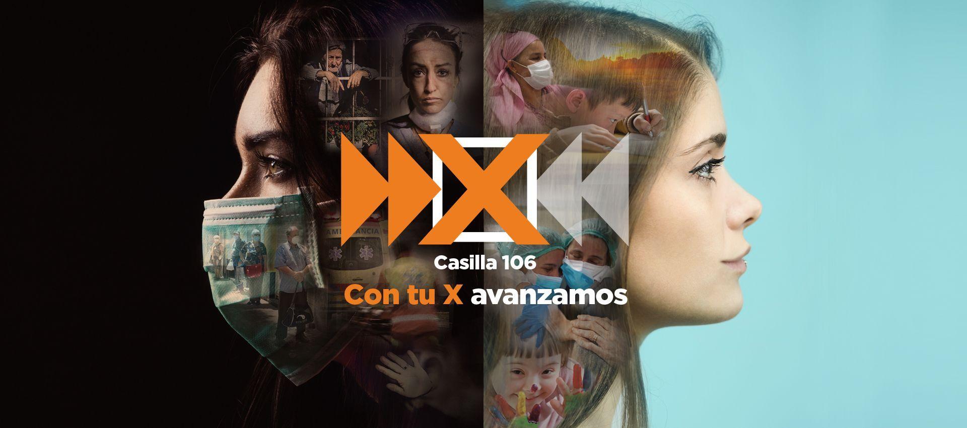 ConTuXAvanzamos: En tu declaración de la renta marca la X Solidaria