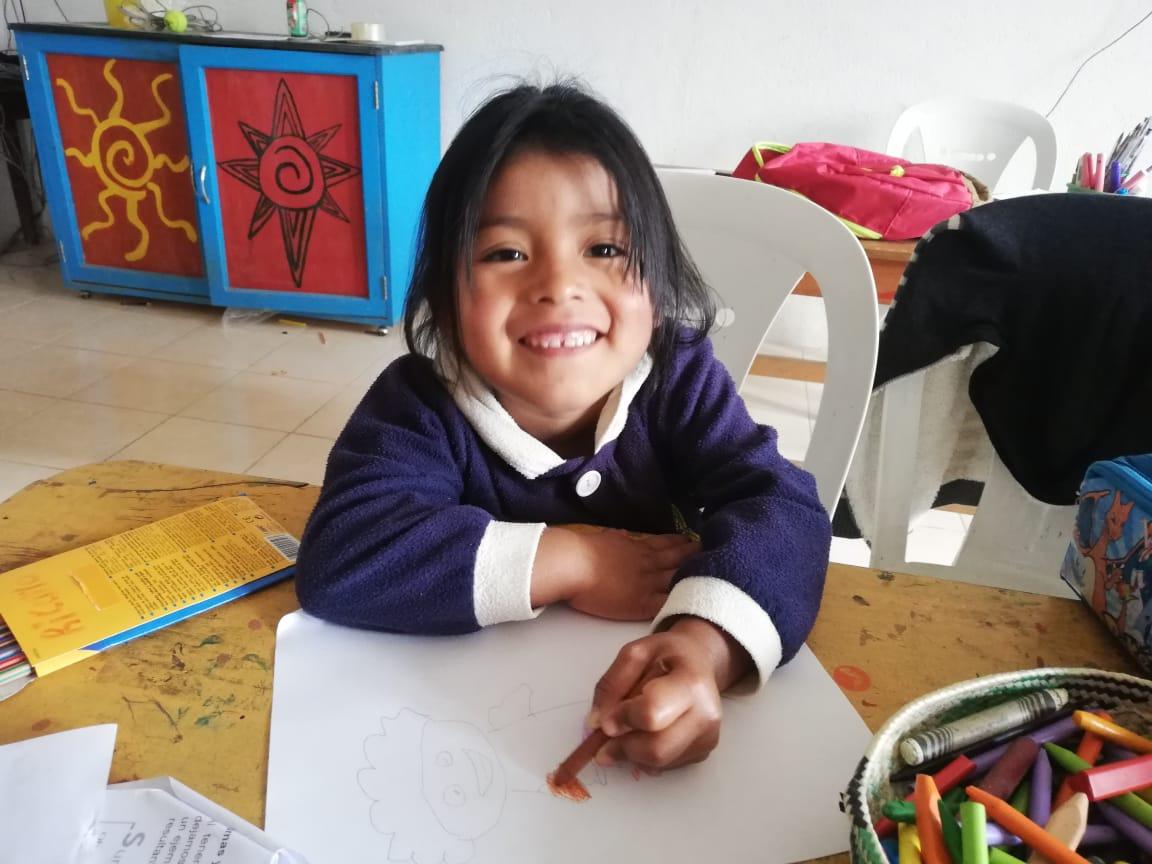 Apoyo al centro juvenil La Natividad de Tepantlali