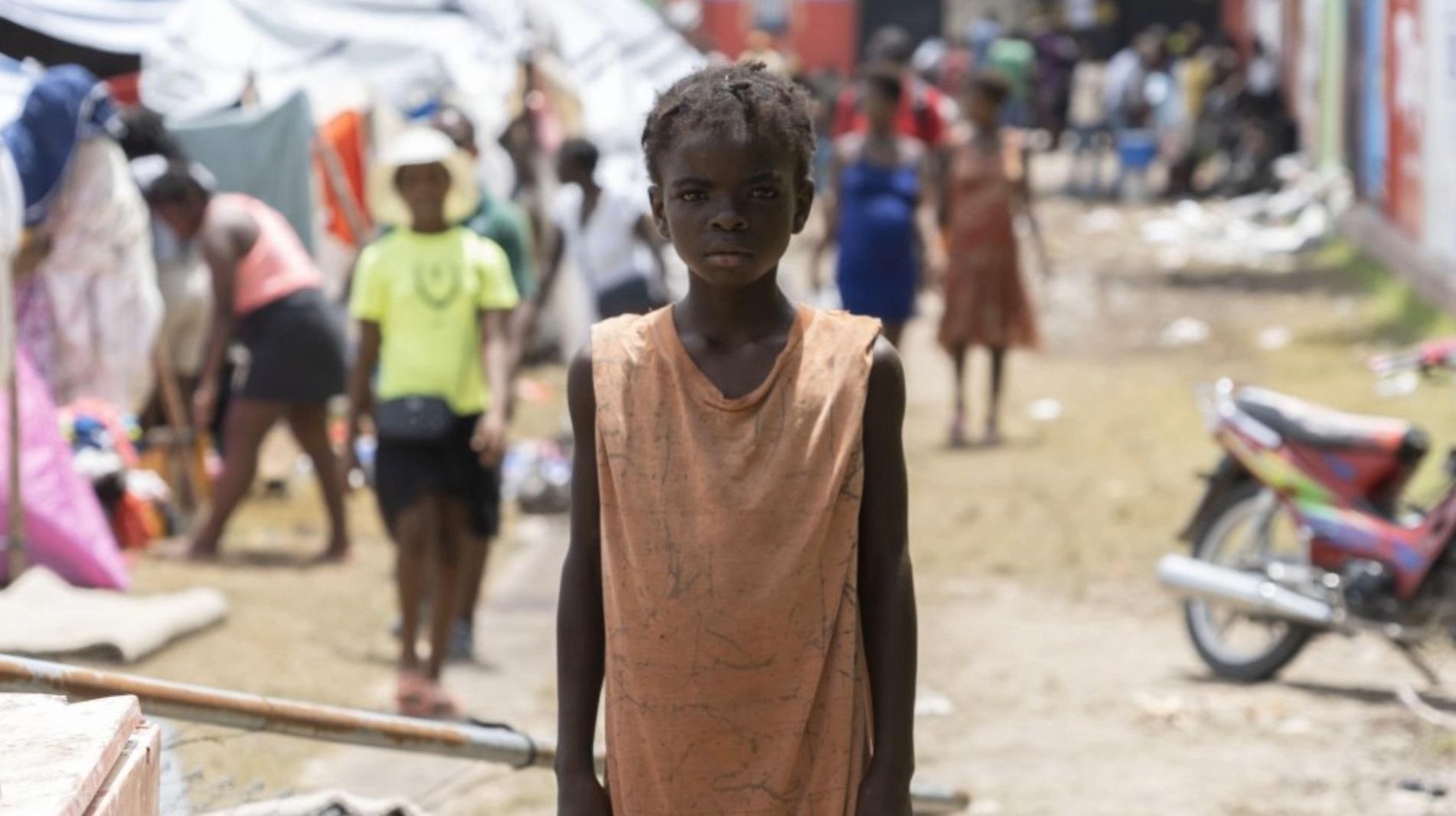 Haití… volver a empezar