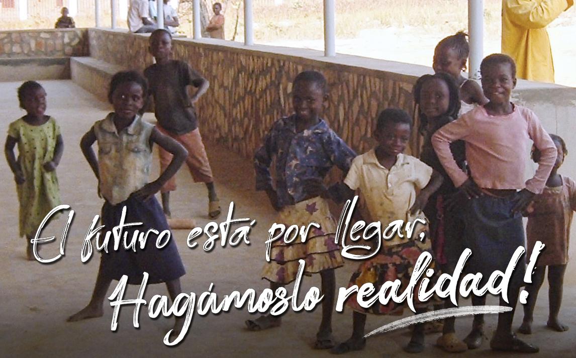 Comienza la campaña solidaria 2021 – 2022 en favor de R.D.Congo