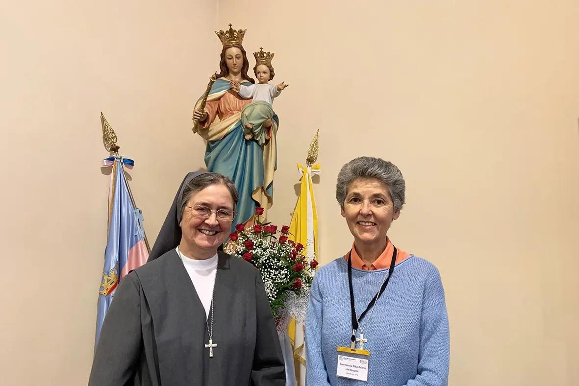Nueva Superiora General del Instituto María Auxiliadora